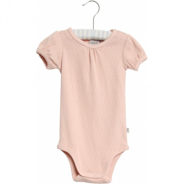 Wheat Body Frill SS Dim Rose
