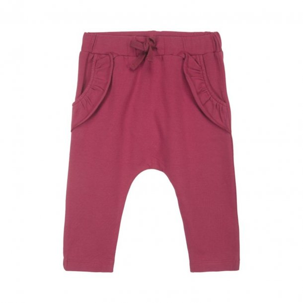 Sofie Schnoor Bukser Jersey Earth Red
