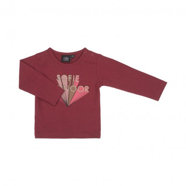 Sofie Schnoor Sweatshirt Elenor Earth Red