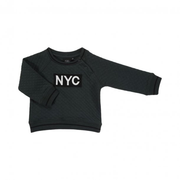 Sofie Schnoor NYC Sweatshirt Dark Green