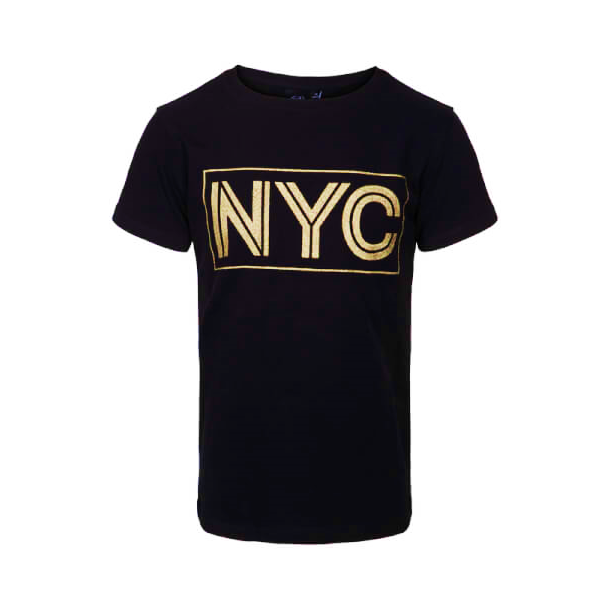 Sofie Schnoor T-shirt NYC Sort