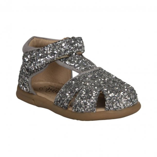 Sofie Schnoor Bow Sandal Silver